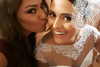 H Μελίνα Ασλανίδου πάντρεψε την βαφτιστήρα της! (pics)