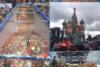 Η μεγαλύτερη χωριάτικη σαλάτα του κόσμου ζυγίζει 20 τόνους (pics+video)