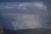 Σπάνιο βίντεο από αεροπλάνο με φόντο την καταιγίδα του Πύργου