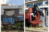 Πάτρα: Αέρας ανανέωσης στο τραινάκι του ΟΣΕ, στην Αγίου Ανδρέου (pic)