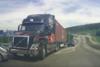 Απρόσμενα στιγμιότυπα με φορτηγά (video)