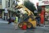 Πάτρα: Συνεργεία έσκαψαν την οδό Ιωάννη Βλάχου (pics)
