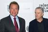 Γιατί ο Robert De Niro αρνήθηκε να φωτογραφηθεί με τον Arnold Schwarzenegger;