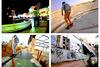 Κάνοντας skate στην Πάτρα (video)