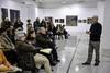 Πάτρα: Εντυπωσίασε ο Στέφανος Δασκαλάκης στην ξενάγηση της έκθεσης σύγχρονων δημιουργών (pics)