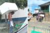 Αυτός ο άνδρας μεταφέρει ψυγεία με το ποδήλατο (vids)