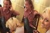 Η Paris Jackson έκανε… πεντικιούρ στον νονό της, Macaulay Culkin!