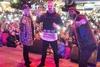 To μεγαλύτερο Mannequin Challenge έγινε σε συναυλία των Vegas (video)