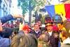 Σε καρναβαλικούς ρυθμούς η Πάτρα - Παραδόθηκε το λάβαρο στον Κώστα Πελετίδη! (pics+video)
