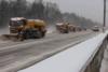 Έτσι καθαρίζουν το χιόνι στους μεγάλους αυτοκινητόδρομους της Ρωσίας (video)