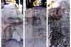 Πάτρα: 'Bομβαρδισμένo' τοπίο ο δρόμος στην οδό Ιλισσού - Έντονα παράπονα από τους κατοίκους