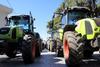 Πληθαίνουν τα τρακτέρ στην Πατρών Πύργου - Αποφασισμένοι οι αγρότες