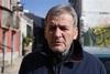 Πάτρα: Ο Γιώργος Τσιγκιλάρας απαντά σε δημοσιογράφο για το θέμα της Ηφαίστου