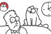 Η καθημερινότητα με μία γάτα μέσα από ένα ξεκαρδιστικό καρτούν (video)