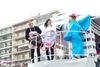 Ο Σπύρος Γρίβας… ζει ανάμεσά μας και έγινε 'βασίλισσα του Πατρινού Καρναβαλιού'! (video)