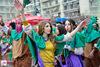 Group 143: ΕΚΠΑΙΔΕΥΟΝΤΑΣ ΤΟΝ ΔΡΑΚΟ  - Μεγάλη παρέλαση 26-02-17