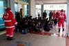 Πάτρα: Οι εθελοντές του Ερυθρού Σταυρού από την πρώτη στιγμή στο πλευρό των μεταναστών (pics)