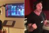 O Hugh Jackman τα δίνει όλα για τα φωνητικά της ταινίας Logan (video)