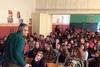 Ομιλία του Άγγελου Τσιγκρή στο 12ο Λυκείο της Πάτρας για τη σχολική βία και τον εκφοβισμό