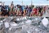 Ο 40ος ποδηλατικός αγώνας ''Θυσίας'' άφησε πίσω του εκατοντάδες πλαστικά μπουκάλια στον δρόμο!