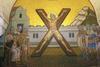 Άγιος Ανδρέας - Ο πρωτόκλητος μαθητής του Ιησού που μαρτύρησε στην Αχαΐα σε σταυρό σχήματος «Χ»
