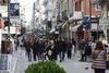 Σταθερή και συνεχής η πτωτική πορεία του τζίρου στα μαγαζιά της Πάτρας