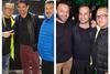 Νυχτοπερπατήματα για 'Κάρα' και Ντέμη στην Πάτρα - Ένας από τους 2 ανέλαβε... καθήκοντα dj (pics+video)
