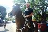 Στο Βασιλικό Αχαΐας γιόρτασαν τον Αϊ Γιώργη με αλογοδρομίες και κουλούρες (pics)