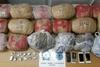 Πάτρα - Ανήλικοι αλλοδαποί συνελήφθησαν την ώρα που ξέθαβαν τα ναρκωτικά από το έδαφος