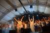 Θεαματική η τελετή έναρξης στο Matala Beach Festival 2017 (pics)