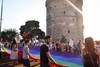 Επεισόδια και δακρυγόνα στο Thessaloniki Pride!