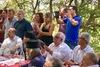 """Γιορτάστηκε το """"πάτημα"""" του Αγίου Ανδρέα στο Λεόντιο Αχαΐας (φωτο)"""