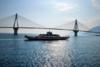Διακοπή της κυκλοφορίας σε δρόμους του Ρίου και στη Γέφυρα