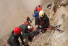 Ολοκληρώθηκε η επιχείρηση απεγκλωβισμού ορειβάτη στον Όλυμπο (pics)