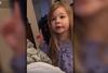 Μικρή γίνεται έξαλλη με τον μπαμπά της, που δεν κατεβάζει το καπάκι της τουαλέτας (video)