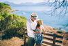 Κορίνα & Κωνσταντίνος - Μια υπέροχη pre wedding φωτογράφιση, με φόντο τα γραφικά Τριζόνια!
