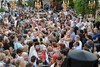 Χιλιάδες πιστοί στην Ιερά Μονή Γηροκομείου για την «Κυρά» της Πάτρας (pics)