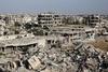 Δαμασκός - Πέντε νεκροί από ρουκέτα που έπληξε τη Διεθνή Έκθεση