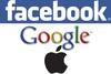 'Εισβολή' στο Χόλιγουντ από Facebook Apple και Google