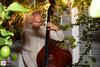 Μια υπέροχη Jazz βραδιά σε έναν μαγευτικό κήπο με Τrio Elf!
