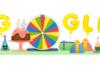 Η Google γιορτάζει και σας χαρίζει μερικές στιγμές διασκέδασης με ένα κορυφαίο Doodle!