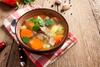Φτιάξτε μοσχάρι σούπα με λαχανικά