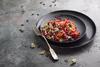 Σαλάτα λάχανο και καρότο με σως γιαουρτιού