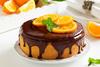 Φτιάξτε κέικ με σοκολάτα και πορτοκάλι