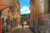 Πάτρα - Βόλτα στον πεζόδρομο που σε οδηγεί στα 'μυστικά' της αρχαίας Ρώμης! (video)
