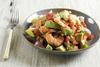 Ετοιμάστε σεβίτσε με γαρίδες και αβοκάντο