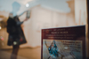 Έριξε 'αυλαία' η έκθεση του Franco Murer 'Ο Θερβάντες στη Ναυμαχία της Ναυπάκτου'