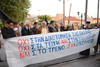 'Όχι στην διχοτόμηση' - Υπογειοποίηση του τραίνου ζητούν οι κάτοικοι σε Καστελόκαμπο και Ρίο