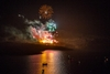 Αναπαράσταση έκρηξης του ηφαιστείου της Σαντορίνης με τη συμμετοχή της Balloon Fire!