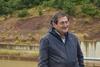 Αχαΐα: Ο Δήμαρχος Πατρέων επισκέφθηκε το φράγμα Πείρου – Παράπειρου (pics+video)